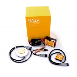 DJI NAZA V2 with GPS