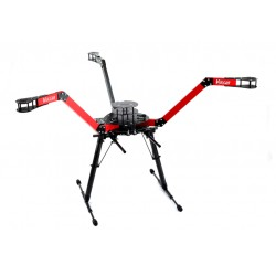 Vulcan UAV Black Widow Y6 Opvouwbaar met retractable
