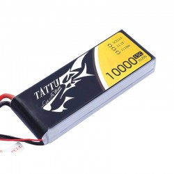 Gens Ace Tattu 10000MAH 11.1V 15C 3S1P LIPO BATTERY PACK