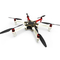 DJI Flamewheel 550 set with Naza V2 + GPS