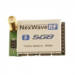 Fatshark Nexwave 5.8GHz module Non Fatshark & Immersion RC band