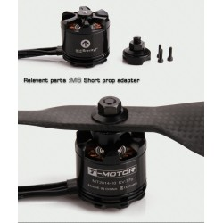 T-Motor MT2814 710kv Anti Gravity Set van 2 motoren