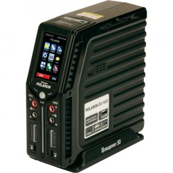 Graupner Polaron ex 1400 Charger Black