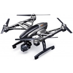 Yuneec Typhoon Q500 4k RTF incl. Steady Grip Alu Case and 2 batteries